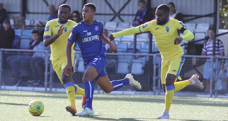 Gate Fall To Haringey Defeat