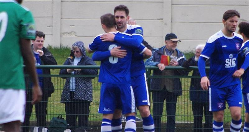 Margate Settle For Point At Hendon
