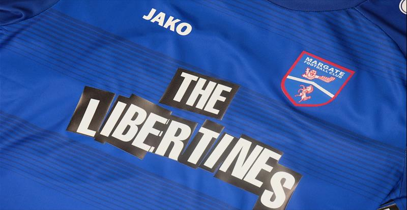 The Libertines  sign for Margate Football Club