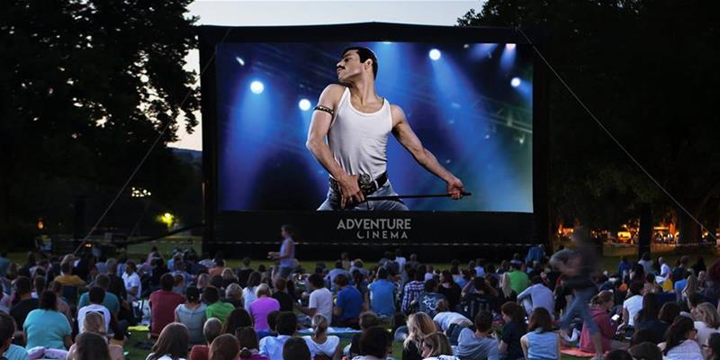 Outdoor Cinema Club Tickets On Sale