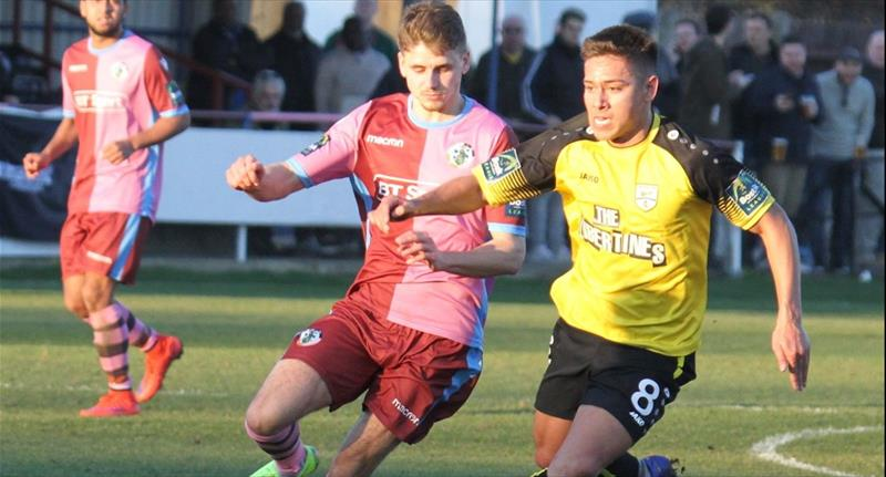 Corinthian Casuals - 8 February