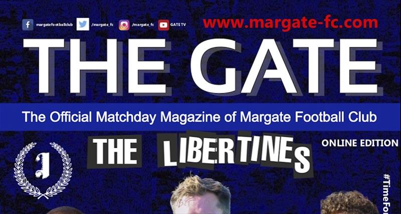 Download Carshalton  MatchDay Magazine For Free