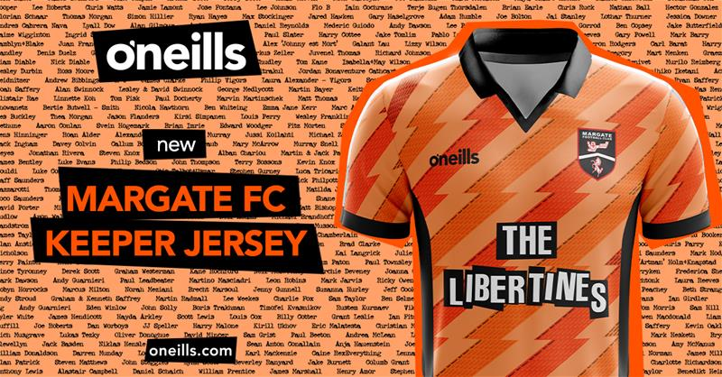 Goalkeeper Kit On Sale Until Wednesday