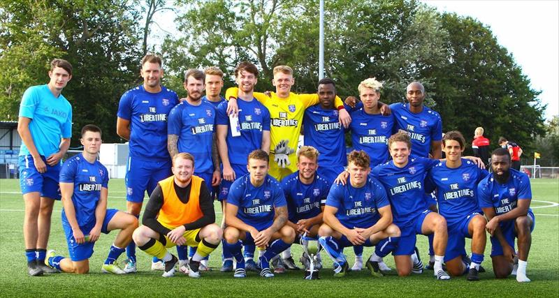 Margate Win The Thanet Cup